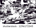 distressed background in black... | Shutterstock . vector #1296172345