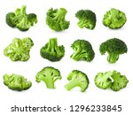 Collections Of Fresh Broccoli...