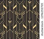 vector modern geometric tiles...   Shutterstock .eps vector #1296253705