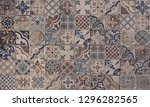 Old Wall Ceramic Tiles Patterns ...