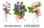 Bouquet Of Wild Violets  Dog...