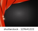 abstract business background | Shutterstock . vector #129641222