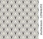 seamless pattern. persian... | Shutterstock .eps vector #129646352
