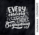 sketch banner with fun slogan... | Shutterstock .eps vector #1296500695