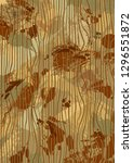 abstract brown beige background ... | Shutterstock .eps vector #1296551872