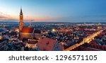 landshut  bavaria  germany ...   Shutterstock . vector #1296571105