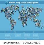 Global World Isometric Map....