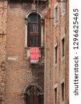 "banner reading ""basta mafia""  ...   Shutterstock . vector #1296625465"
