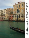 view of the canale grande  ...   Shutterstock . vector #1296625552