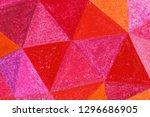 Abstract Polygonal Composition...