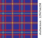 tartan plaid seamless pattern... | Shutterstock .eps vector #1296766258