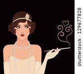 Flapper Girls Set  Young...