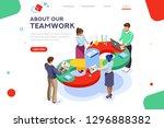 programmer  user administrator  ... | Shutterstock .eps vector #1296888382