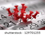 important date or concept for... | Shutterstock . vector #129701255