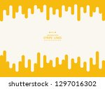 abstract modern background of... | Shutterstock .eps vector #1297016302