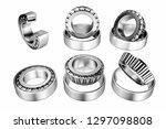 3d rendering. automotive... | Shutterstock . vector #1297098808