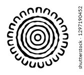sun icon. sun symbol for design.... | Shutterstock .eps vector #1297190452