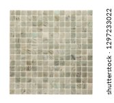 square background mosaic ... | Shutterstock . vector #1297233022