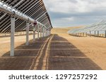 solar energy a clean technology ... | Shutterstock . vector #1297257292