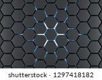 abstract background made of... | Shutterstock . vector #1297418182