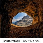 Beautiful View From Cave Entrance - Fine Art prints