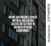 motivational  inspirational and ... | Shutterstock . vector #1297489828