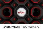 vector illustration of mma...   Shutterstock .eps vector #1297504372
