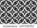 batik pattern collection ... | Shutterstock .eps vector #1297539952