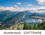 Panoramic View Of Interlaken...