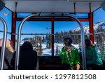whistler  bc  canada   jan 14 ... | Shutterstock . vector #1297812508