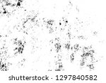 abstract monochrome background. ... | Shutterstock . vector #1297840582
