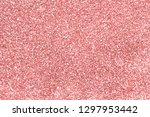 pink glitter texture background | Shutterstock . vector #1297953442