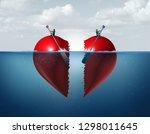 Divorce Separation As A Broken...