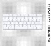 modern aluminum computer... | Shutterstock .eps vector #1298192578