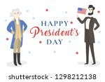 Washington And Lincoln...