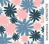 seamless repeating pattern with ... | Shutterstock .eps vector #1298216755