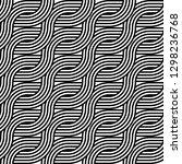 design seamless monochrome...   Shutterstock .eps vector #1298236768