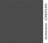 carbon fiber seamless pattern.... | Shutterstock .eps vector #1298291305