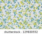 lovely floral seamless pattern   Shutterstock . vector #129830552