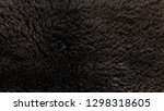 faux fur close up | Shutterstock . vector #1298318605