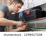professional master tuning the...   Shutterstock . vector #1298417338