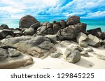 Rocks   sea and blue sky   lipe ...
