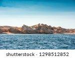 red sea coast shore in the ras... | Shutterstock . vector #1298512852