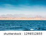 red sea coast shore in the ras... | Shutterstock . vector #1298512855
