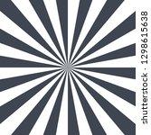 abstract sunburst or sunbeams... | Shutterstock .eps vector #1298615638