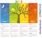 Calendar For 2013 Seasons