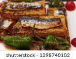 lisbon  portugal traditional...   Shutterstock . vector #1298740102