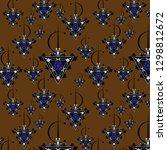 berber jewellery symbol pattern ... | Shutterstock .eps vector #1298812672