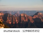 scenic view of grand canyon... | Shutterstock . vector #1298835352