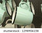 cup  tea. shop  supermarket ... | Shutterstock . vector #1298906158